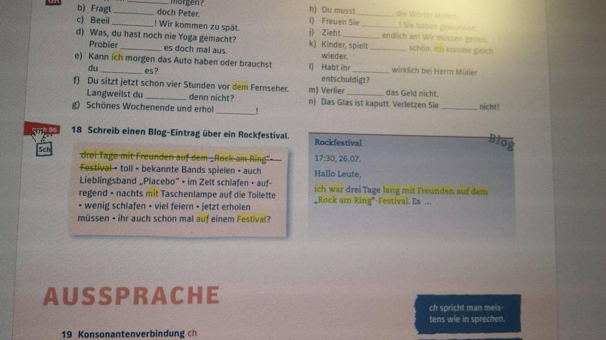 Помогите пожалуйста с немецким?