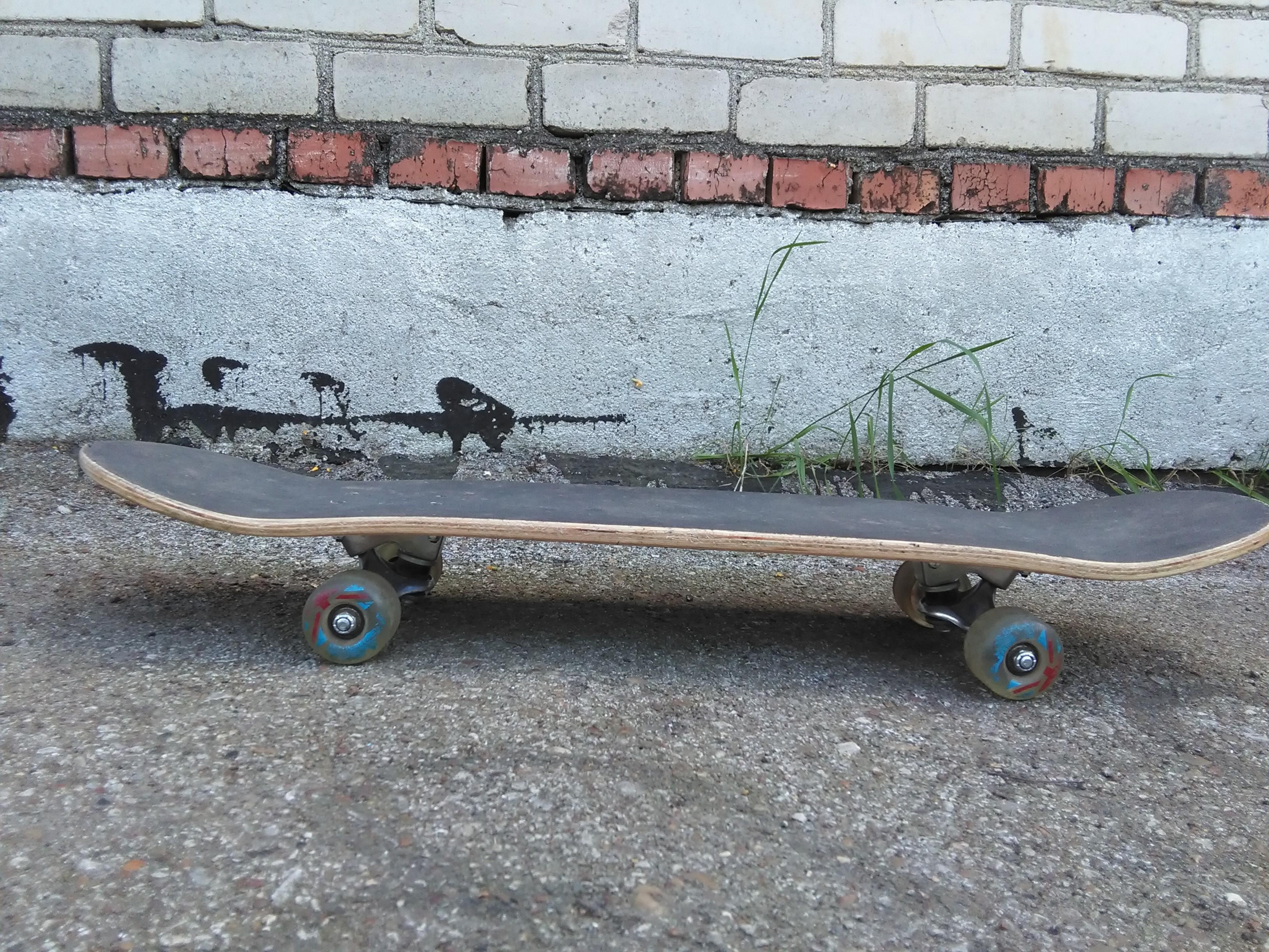 Какой это скейт : лонгборд, крузер, трюкавой?