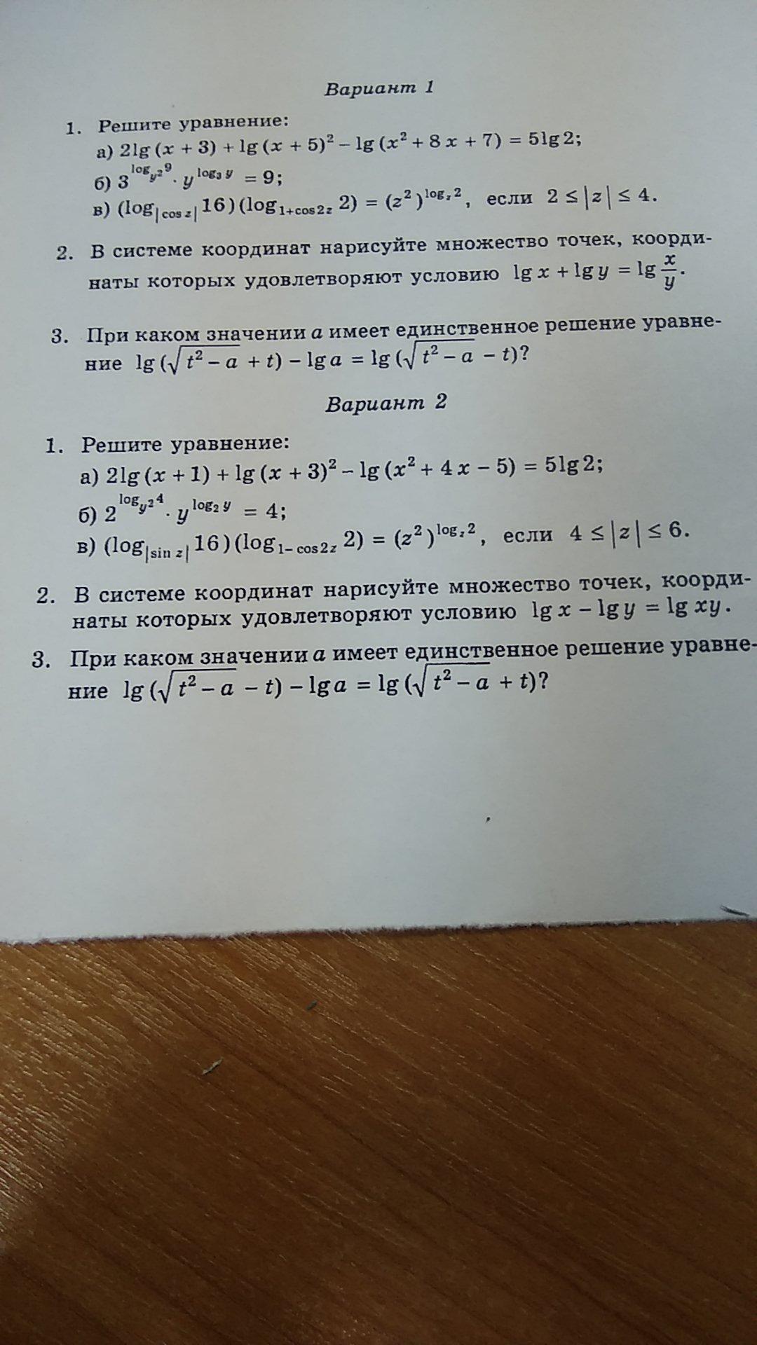 Алгебра 11 класс любой номер?